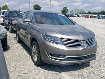 Salvage Lincoln MKX